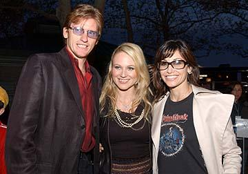 Denis Leary, Jewel and Gina Gershon 100% NYC Concert Tribeca Film Festival, 5/9/2003