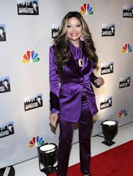 La Toya Jackson attends the 'Celebrity Apprentice All Stars' Season 13 Press Conference at Jack Studios, New York City, on October 12, 2012 -- Getty Images