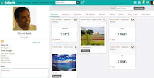 Pune Based Social Travel Network JoGuru Is Making Itinerary Planning Easy And Exciting image JoGuru Travel Social Network 1024x517