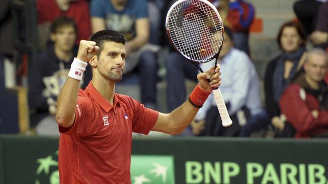 Davis Cup - Djokovic eyes return to form in Davis Cup tie versus US