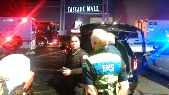 4 Dead in Seattle-Area Mall Shooting, Gunman on the Loose, Say Police