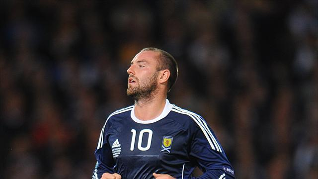 Scottish Premiership - Boyd hoping for Scotland recall
