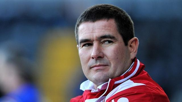 League One - Clough turns Blades focus to league after Cup heroics