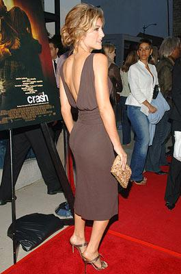 Jennifer Esposito at the Beverly Hills premiere of Lions Gate Films' Crash