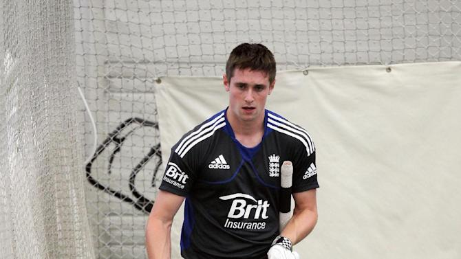 Chris Woakes insists he's been made to feel welcome in the England dressing room
