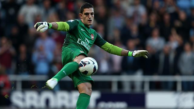 Premier League - Mannone excited by Sunderland project