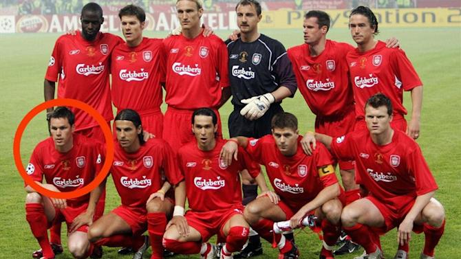 Premier League - Liverpool's 'lost' Champions League hero of Istanbul 'safe and well'