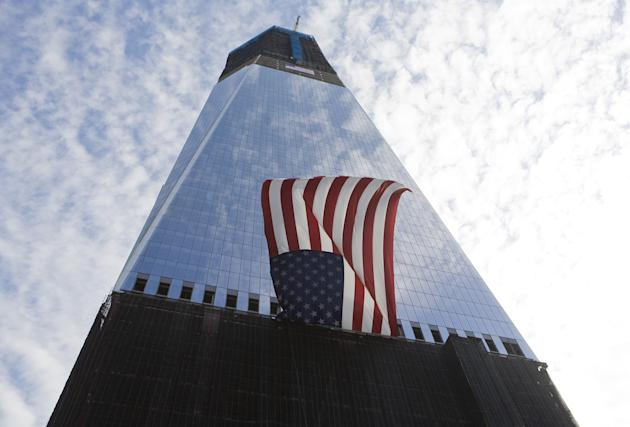 New York City Commemorates 10th Anniversary Of 9-11 Terror Attacks
