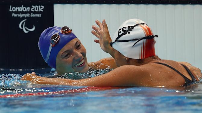 2012 London Paralympics - Day 2 - Swimming