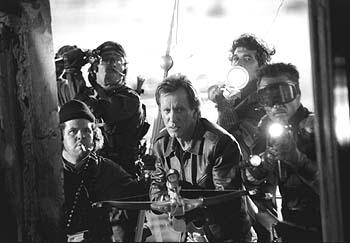 James Woods and his vampire-hunting crew in John Carpenter's Vampires