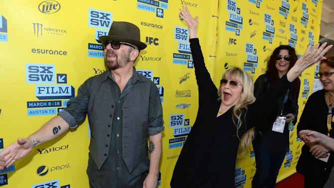 """""""In Your Dreams: Stevie Nicks"""" Red Carpet Arrivals - 2013 SXSW Music, Film + Interactive Festival"""
