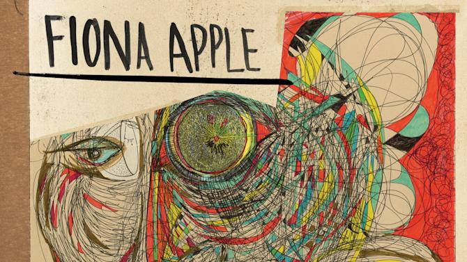 "This CD cover image released by Epic Records shows the latest release by Fiona Apple, ""The Idler Wheel Is Wiser Than The Driver of The Screw And Whipping Cords Will Serve You More Than Ropes Will Ever Do."" (AP Photo/Epic Records)"