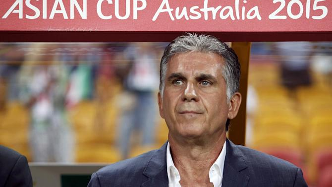 World Cup - Carlos Queiroz staying on as Iran coach three weeks after quitting