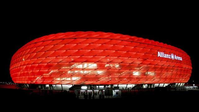 Champions League - Bayern to sue after homophobic banner led to stadium ban
