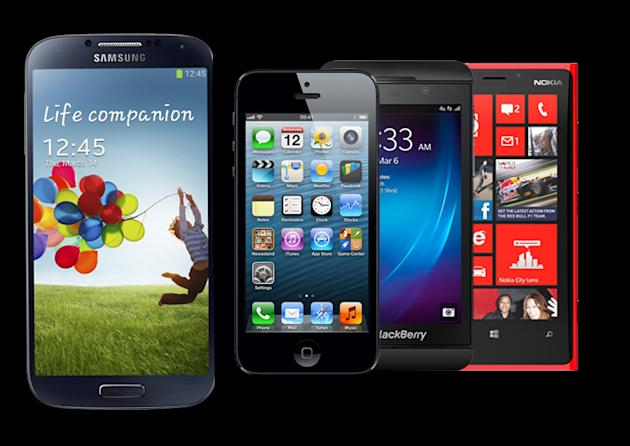 Who wins in the battle of the smartphones?