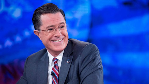 Stephen Colbert is giving back in one of the best ways.