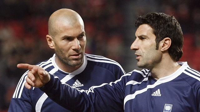 Liga - Figo: Perez forced me out of Real Madrid