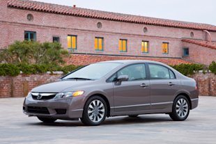 Economical models such as a used Honda Civic can command the best prices.