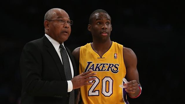 Bernie Bickerstaff, Jodie Meeks, LA Lakers, Los Angeles