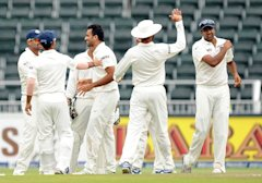 Team India - A confident lot