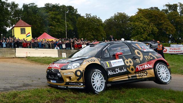 WRC - Citroen takes over Junior WRC deal