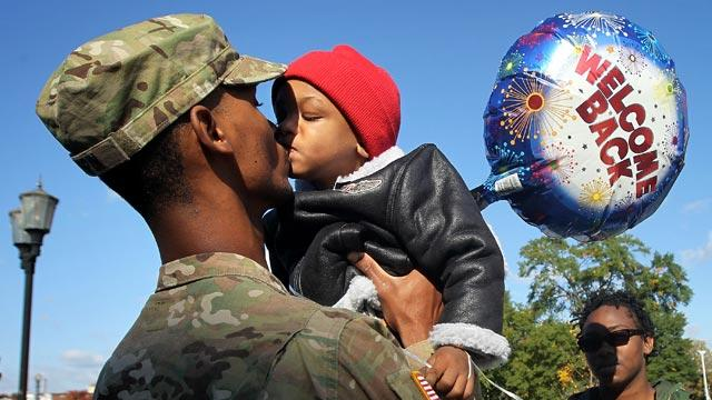 Best Surprise Military Homecoming Videos of 2012