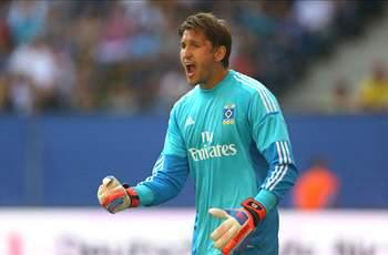 Adler denies tension with Neuer for Germany gloves
