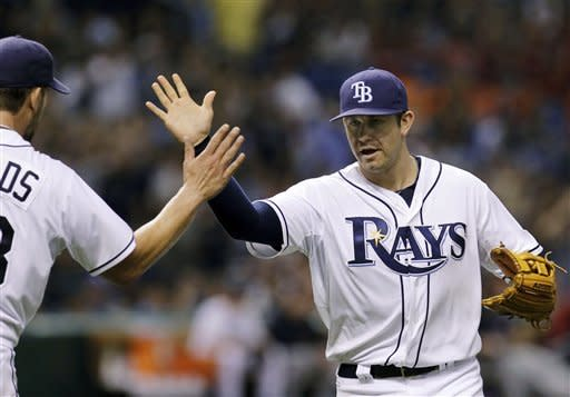 Shields, Upton key Rays' win over Minnesota