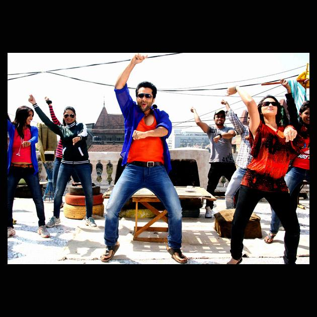 Jackky gives Indian twist to Gangnam style