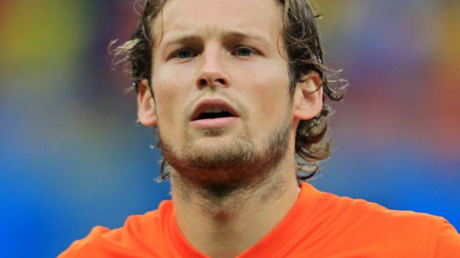 Premier League - £14m Ajax star Blind signs for Man Utd
