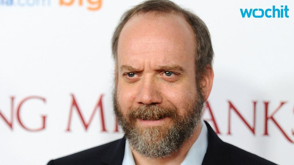 Happy Birthday! Paul Giamatti Turns 48 Today
