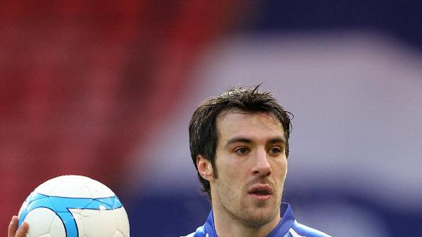 Manuel Pascali, pictured, shocked Borja Perez when discussing team strategy