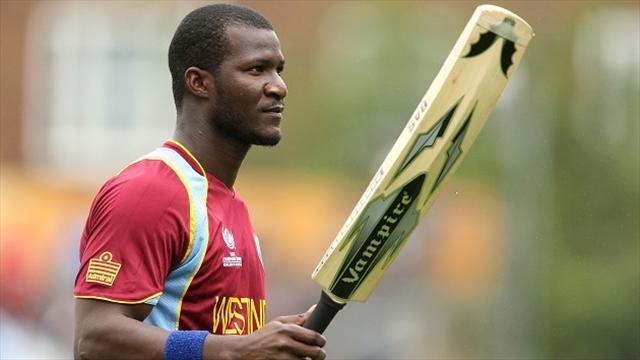 Cricket - Sammy retires from tests, Ramdin takes WI captaincy