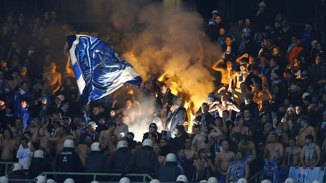 Champions League - Zenit hooligans 'hunting in packs' for Dortmund fans