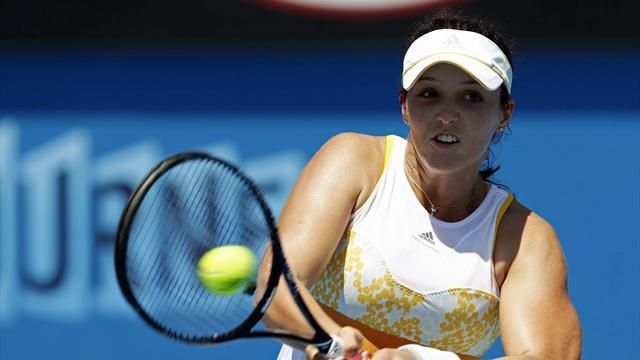 Tennis - Robson out of Indian Wells