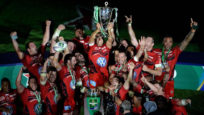 Heineken Cup - Wilkinson puts on masterclass as Toulon defend title