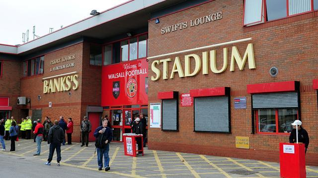 League One - Walsall cleared after racism claim