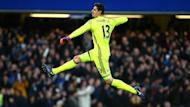 """The Spain international considers it to be """"normal"""" for big clubs to pursue top talents, but he hopes to see the Belgian shot-stopper stay put"""