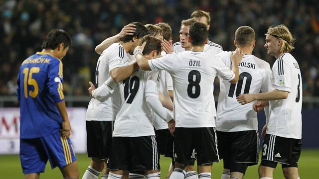 Bundesliga - German youth work, a success story for club and country