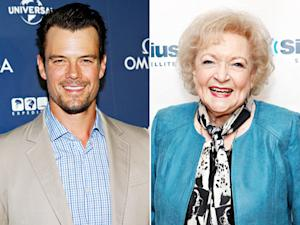 Josh Duhamel, Betty White and Other Stars Tape Mother's Day E-Cards