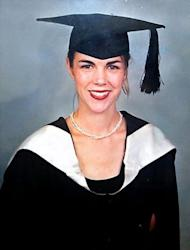 """Undated handout photo from the International Criminal Court website shows Australian lawyer Melinda Taylor. The UN Security Council expressed """"serious concern"""" over Libya's detention of four International Criminal Court officials, including Taylor, and called on the country to work toward their release"""
