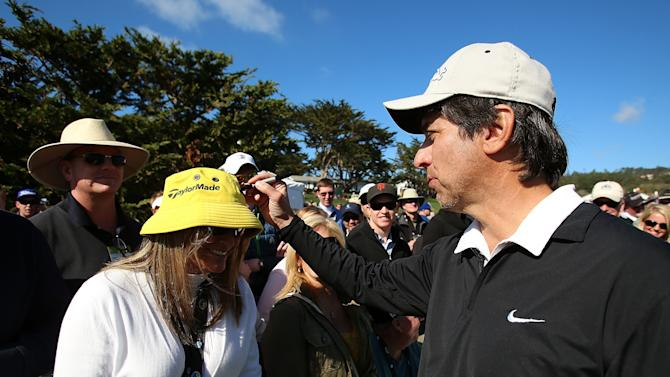 AT&T Pebble Beach National Pro-Am - Round Three