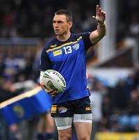 Kevin Sinfield is backing Leeds to upset Wigan