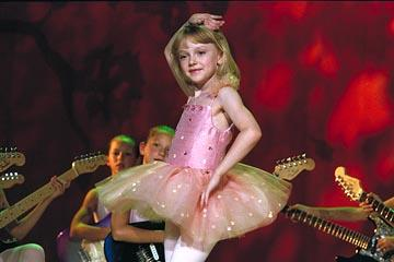 Dakota Fanning in MGM's Uptown Girls