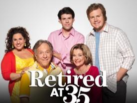 'Retired At 35′ Cancelled After Two Seasons