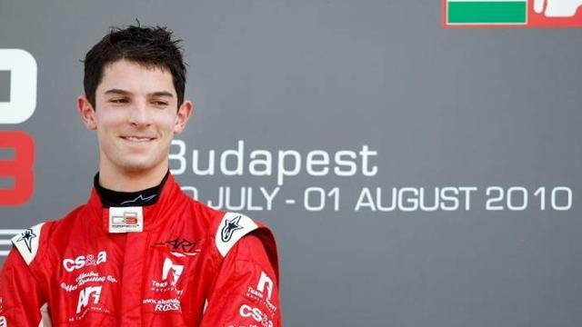 Formula 1 - Rossi, Stevens to test with Caterham
