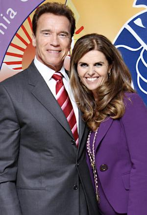 "Arnold Schwarzenegger and Maria Shriver ""Not Reconciling"""