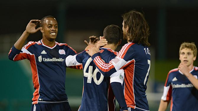 New England Revolution v New York Red Bulls - FC Tucson Desert Diamond Cup