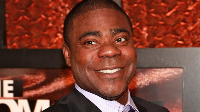 Tracy Morgan on the Mend, Upgraded to Fair Condition