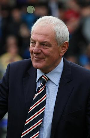 Walter Smith has joined Charles Green's new regime at Rangers